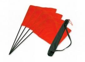 Dirigeervlaggen Oranje