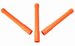 Dirigeerpaaltjes Oranje set 3 stuks