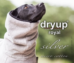 Dryup Cape ROYAL SILVER