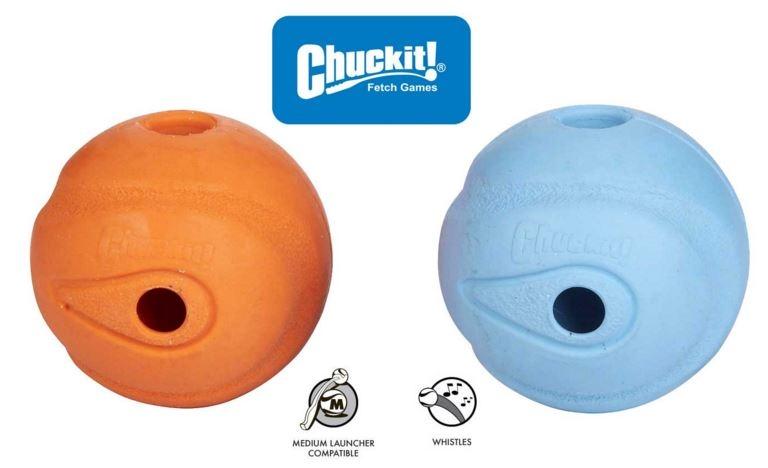 Chuckit! Whistler Ball 2 St
