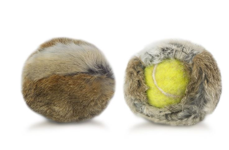 Tennisbal Dummy cover konijn