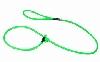 Biothane sliplijn 6mm x 130cm - Neon Groen