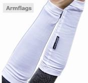 Dirigeer mouwen / Arm Flags