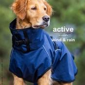 Active Cape WIND & RAIN Dark Blue