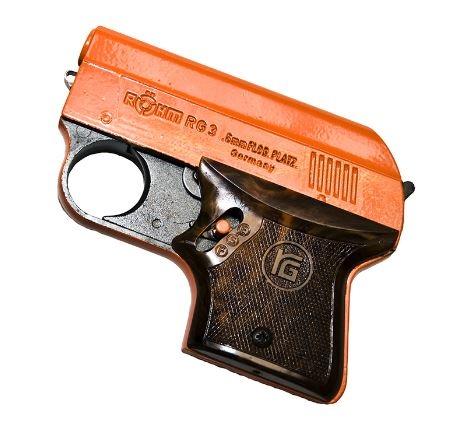 Alarmpistool / munitie