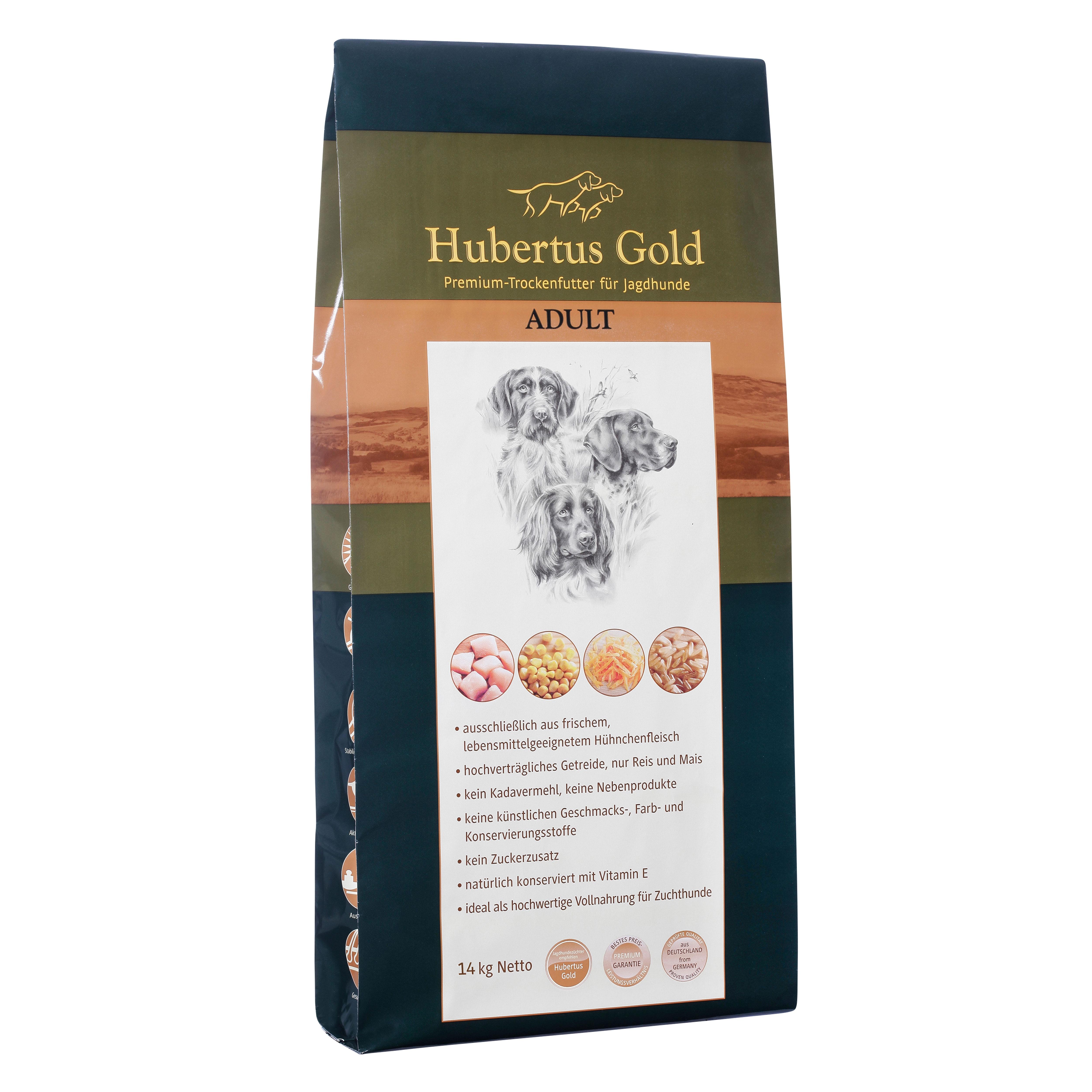 Hubertus Gold Droogvoeding